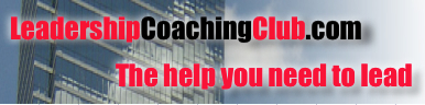 leadership coaching club
