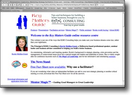 KMG Consulting ten years ago